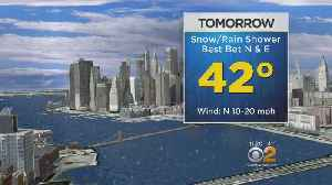 News video: Wet Weather In Store Sunday