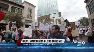 News video: Tucson: March for Our Lives
