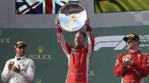 News video: Sebastian Vettel Wins F1 Opener