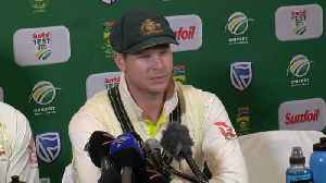 News video: Smith fined and banned for one test after ball-tampering