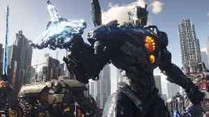 News video: Pacific Rim: Uprising Becomes Movie To Dethrone Black Panther
