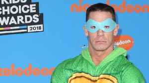 News video: Celebrities At Kids' Choice Awards Acknowledge