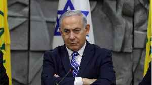 News video: Israeli Police Question Netanyahu In Telecom Corruption Case