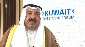 News video: Kuwait First Deputy Prime Minister on Pace of Change