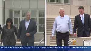 News video: Star Witness Back On Stand At Mangano-Venditto Trial