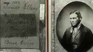 News video: See Some of the World's Oldest Known Photos of Police Suspects