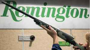News video: Remington Files For Bankruptcy