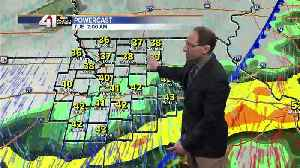 News video: Jeff Penner Monday Midday Forecast Update 3 26 18