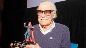 News video: Stan Lee Will Appear At Silicon Valley Comic Con