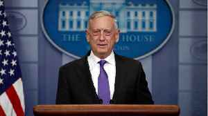 News video: Mattis Isn't Sure If He Can Work With Bolton