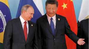 News video: Putin Will Visit China As Leaders Consolidate Power