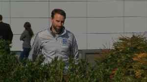 News video: Places still up for grabs in England's World Cup squad, says Southgate