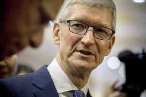 News video: Apple CEO Tim Cook Calls for Better Privacy Regulation