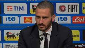 News video: Italy embracing period of change after missing World Cup qualification