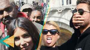 News video: Kim Kardashian Joins 'March For Our Lives' Movement, Scott Disick FIRES BACK At Sofia's Family | DR