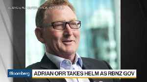 News video: Adrian Orr Takes the Helm as RBNZ's New Governor