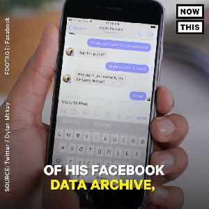 News video: Facebook Stored The Text And Call Logs Of Many Android Users