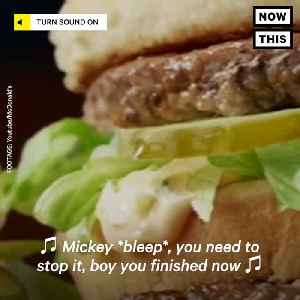 News video: Wendy's Just Dropped A Mixtape Calling Out McDonald's