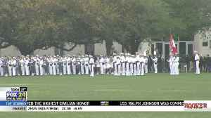 News video: Citadel President Receives Order of the Palmetto
