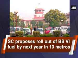 News video: SC proposes roll out of BS VI fuel by next year in 13 metros
