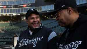 News video: After 23 years in prison as an innocent man, former White Sox groundskeeper returns to his old job