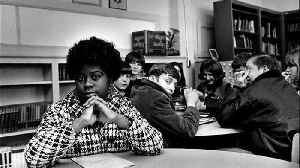 News video: Linda Brown, centre of civil rights battle, dies aged 76