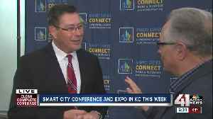 News video: Smart City Conference and Expo in KC this week