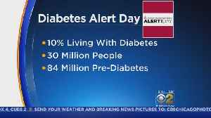 News video: Lack Of Sleep Can Increase Risk Of Diabetes