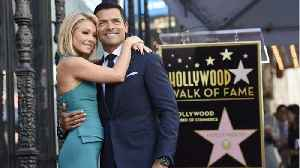 News video: People shamed Kelly Ripa for wearing a string bikini at 47, but they had a very different reaction to her husband's shirtless ph