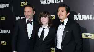 News video: 'The Walking Dead' Rises In Ratings