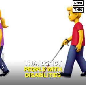 News video: People With Disabilities Are Finally Seeing Themselves In Emoji