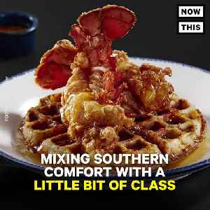 News video: Red Lobster Has Added Lobster And Waffles To The Menu