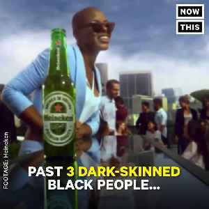 News video: Chance The Rapper Says This Heineken Ad Is Racist