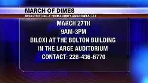 News video: March Of Dimes
