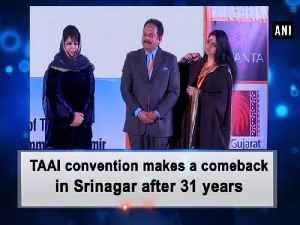 News video: TAAI convention makes a comeback in Srinagar after 31 years
