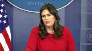News video: White House: North Korea situation moving in right direction