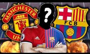 News video: REVEALED: Manchester United Star To QUIT For Barcelona?!  | Transfer Talk