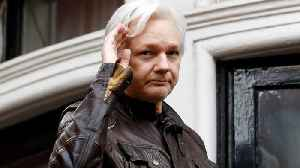 News video: Ecuador Suspends Internet Access for Julian Assange