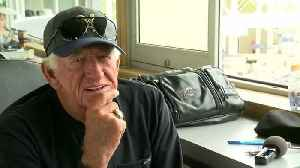 Soundtrack of Summer: Bob Uecker prepares for 46th year with the Brewers [Video]