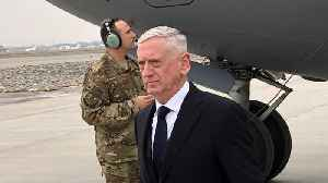 News video: Defense Secretary Mattis Condemns Russia's Global Provocations