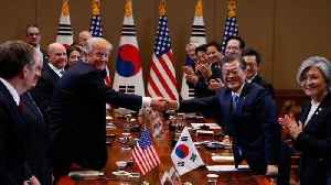 News video: US, South Korea Agree to Revised Trade Deal