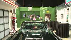 News video: 1950`s-Themed Center for Alzheimer`s Patients Opens in Southern California