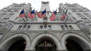 News video: Trump Hotel Emoluments Lawsuit Allowed To Proceed