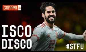 News video: Isco Disco: Is Spain Dancing Into The World Cup As Favorites?