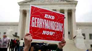 News video: Supreme Court weighs key challenge to Maryland voting map