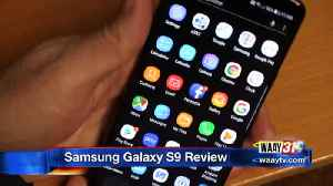 News video: What The Tech: Samsung Galaxy S9 Review