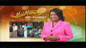 News video: Midmorning With Aundrea - March 27, 2018