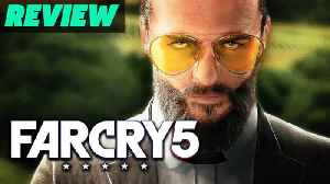 News video: Far Cry 5 Review