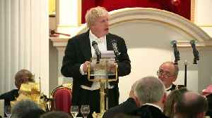 News video: Boris thanks world leaders for support in Russian expulsion