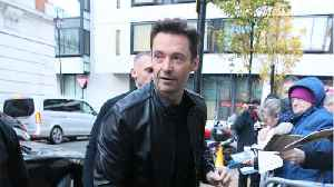 News video: Hugh Jackman Wants To Get A Bad Education